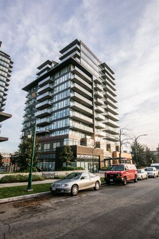 Main Photo: 1603 8588 CORNISH Street in Vancouver: S.W. Marine Condo for sale (Vancouver West)  : MLS® # R2227689