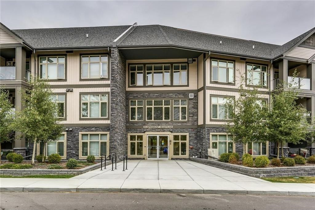 Main Photo: 12 45 Aspenmont Heights SW in Calgary: Aspen Woods Condo for sale : MLS®# C4161558