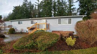 "Main Photo: 241 27111 0 Avenue in Langley: Aldergrove Langley Manufactured Home for sale in ""Pioneer Park"" : MLS® # R2233851"