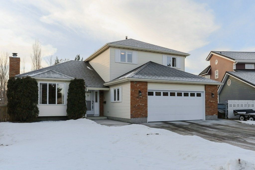 Main Photo: 471 Viscount Crescent: Sherwood Park House for sale : MLS® # E4094140