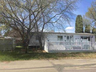 Main Photo: 424 Evergreen Park in Edmonton: Zone 51 Mobile for sale : MLS®# E4099893