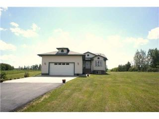 Main Photo: 11 Honey Bear Avenue: Rural Sturgeon County House for sale : MLS®# E4110654