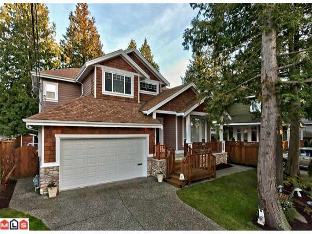 Main Photo: 2440 124B Street in Surrey: Crescent Bch Ocean Pk. House for sale (South Surrey White Rock)  : MLS®# F1103885