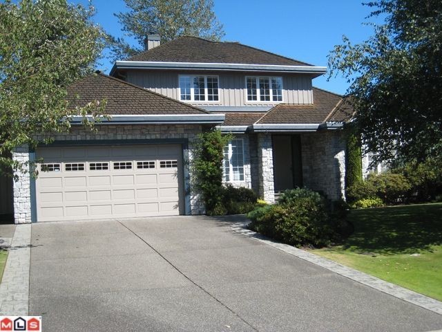 Main Photo: 16355 MORGAN CREEK Crescent in Surrey: Morgan Creek House for sale (South Surrey White Rock)  : MLS(r) # F1103871