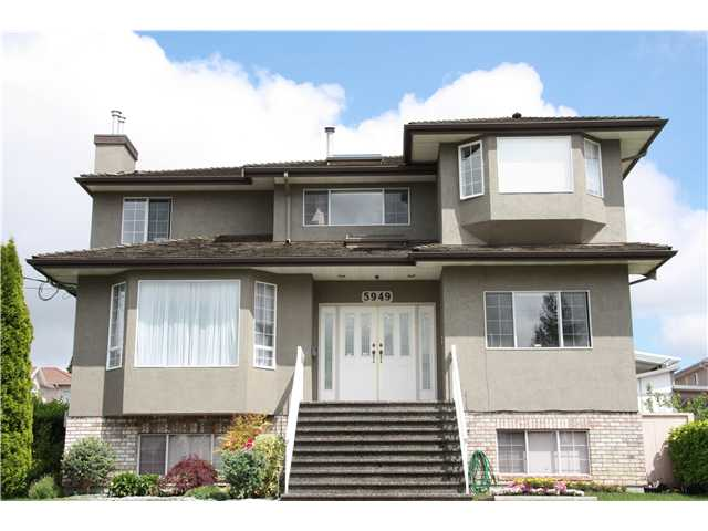 Main Photo: 5949 PORTLAND Street in Burnaby: South Slope House for sale (Burnaby South)  : MLS® # V872808
