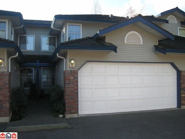 "Main Photo: 99 36060 OLD YALE Road in Abbotsford: Abbotsford East Townhouse for sale in ""MOUNTAIN VIEW VILLAGE"" : MLS(r) # F1128546"