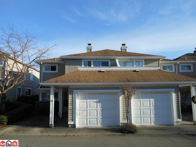 "Main Photo: 38 8428 VENTURE Way in Surrey: Fleetwood Tynehead Townhouse for sale in ""SUMMERWOOD"" : MLS® # F1128887"