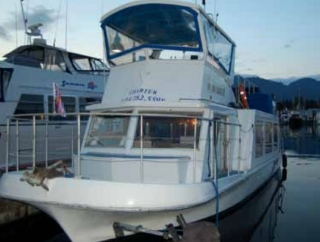 Main Photo: ~ BOAT CHARTER BUSINESS ~ in Vancouver: Downtown Home for sale (Vancouver West)