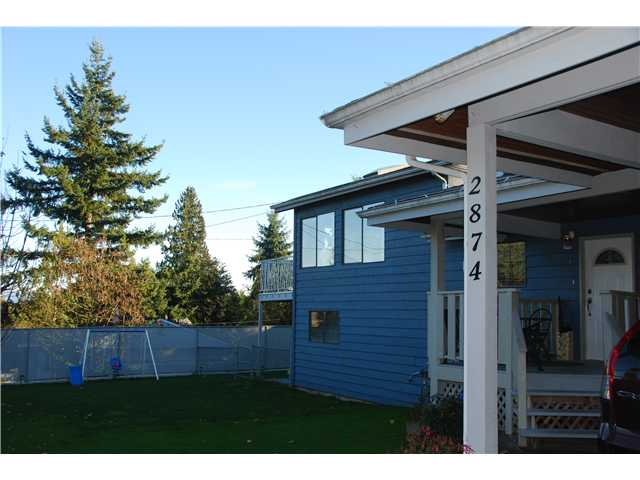 "Main Photo: 2874 NORMAN AV in Coquitlam: Ranch Park House for sale in ""RANCH PARK"" : MLS®# V1036565"