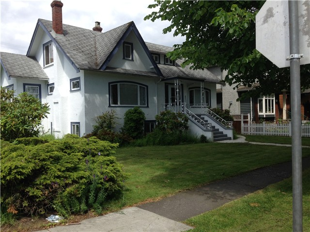 Photo 2: 4693 W 9TH Avenue in Vancouver: Point Grey House for sale (Vancouver West)  : MLS(r) # V1070935