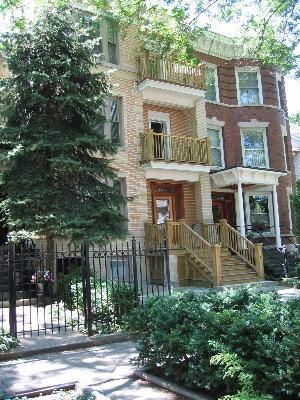 Main Photo: 1447 Berteau Avenue Unit 3 in CHICAGO: Lake View Rentals for rent ()  : MLS® # 08655799