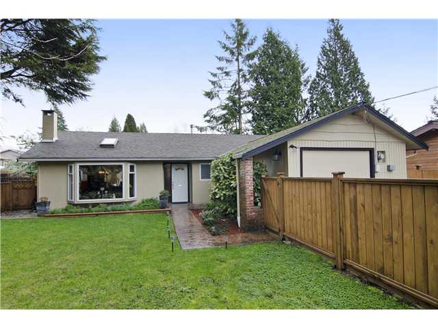 Main Photo: 2166 MOUNTAIN Highway in North Vancouver: Westlynn House for sale : MLS® # V1111055