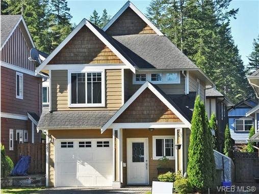 Main Photo: 985 Huckleberry Terrace in VICTORIA: La Happy Valley Single Family Detached for sale (Langford)  : MLS® # 349960