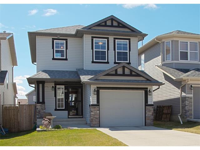 Main Photo: 43 EVEROAK Gardens SW in Calgary: Evergreen House for sale : MLS® # C4011179