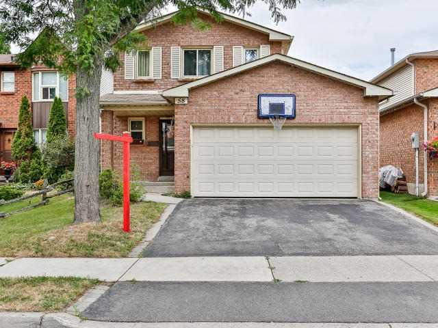 Main Photo: 58 Oleander Crest in Brampton: Heart Lake East House (2-Storey) for sale : MLS®# W3281976