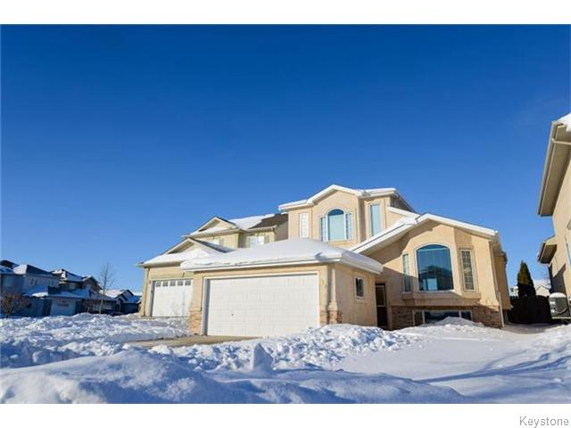 Main Photo: 113 Wayfarer's Haven in WINNIPEG: Windsor Park / Southdale / Island Lakes Residential for sale (South East Winnipeg)  : MLS® # 1600082