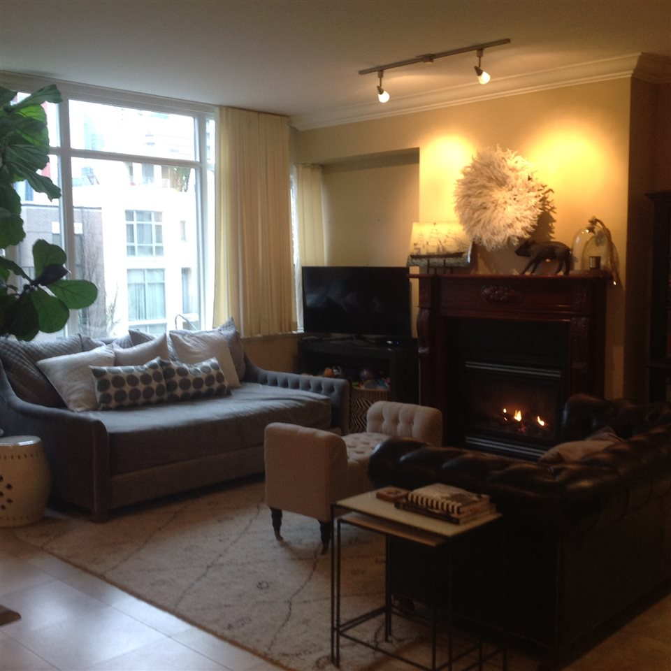 Main Photo: 503 1280 RICHARDS Street in Vancouver: Yaletown Condo for sale (Vancouver West)  : MLS(r) # R2029714