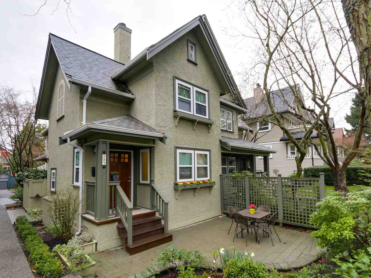 Photo 21: 183 W 13TH Avenue in Vancouver: Mount Pleasant VW Townhouse for sale (Vancouver West)  : MLS® # R2041356