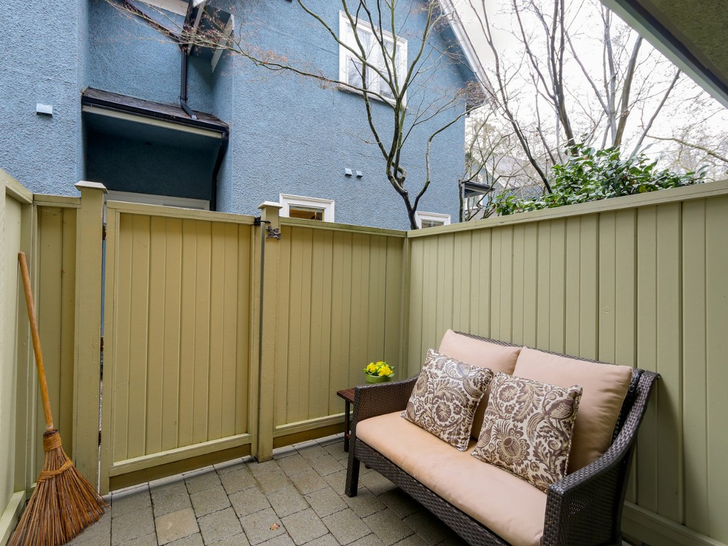 Photo 5: 183 W 13TH Avenue in Vancouver: Mount Pleasant VW Townhouse for sale (Vancouver West)  : MLS® # R2041356