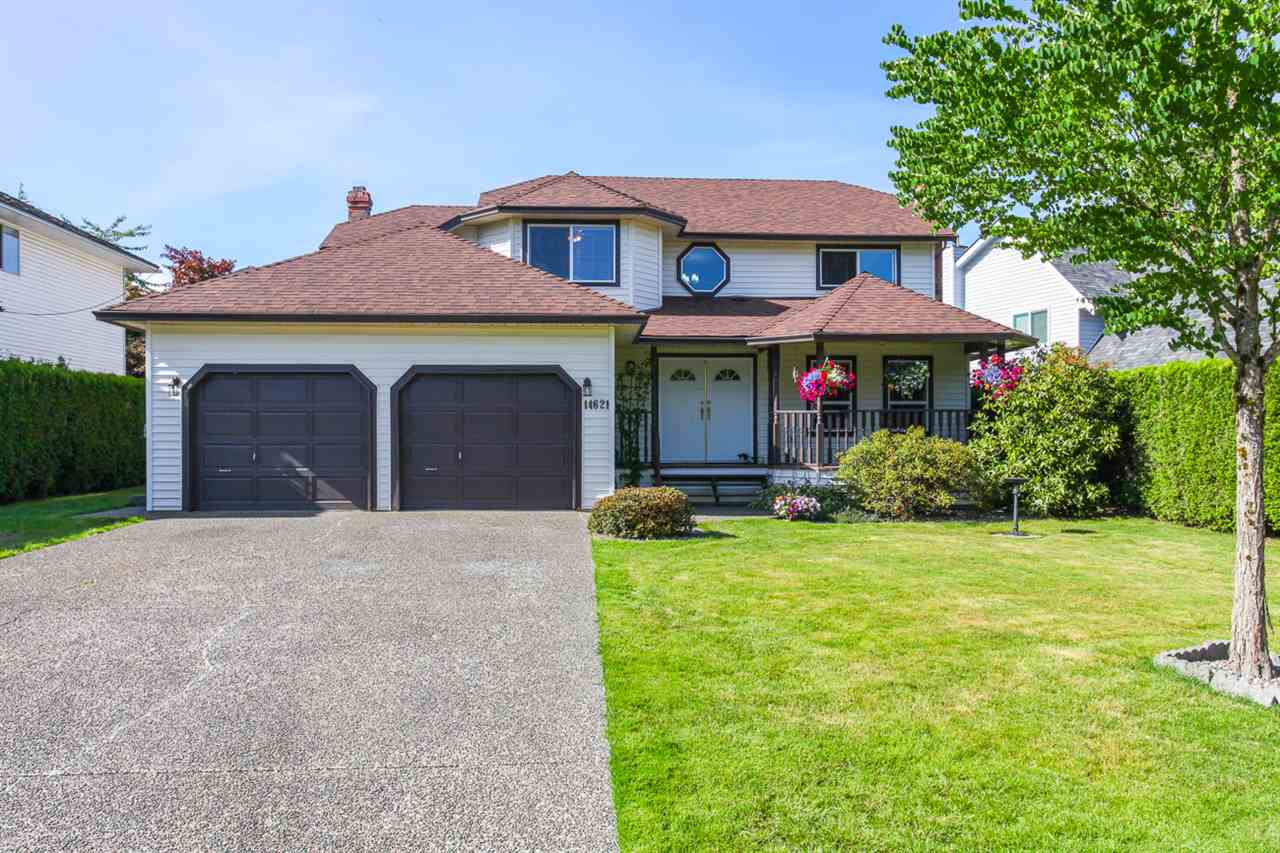 Main Photo: 14621 86A Avenue in Surrey: Bear Creek Green Timbers House for sale : MLS®# R2078555