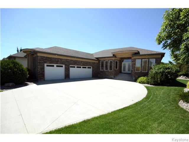 Main Photo: 16 Carriage Cove in East St Paul: Birdshill Area Residential for sale (North East Winnipeg)  : MLS® # 1616669