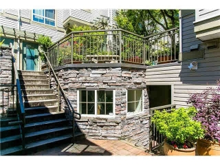 "Main Photo: 38 2375 W BROADWAY in Vancouver: Kitsilano Townhouse for sale in ""TALIESIN"" (Vancouver West)  : MLS(r) # R2110331"