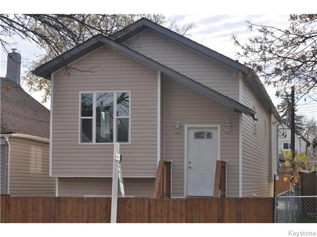 Main Photo: 690 Pritchard Avenue in Winnipeg: Residential for sale (4A)  : MLS® # 1627699