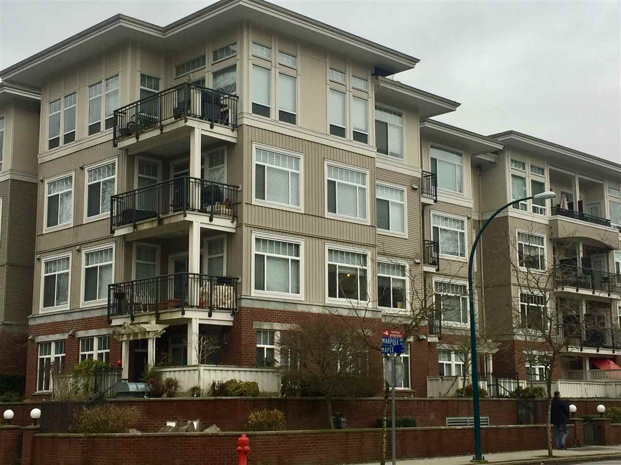 "Main Photo: 214 2353 MARPOLE Avenue in Port Coquitlam: Central Pt Coquitlam Condo for sale in ""EDGEWATER"" : MLS® # R2140217"