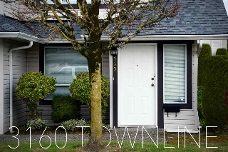 "Main Photo: 159 3160 TOWNLINE Road in Abbotsford: Abbotsford West Townhouse for sale in ""SouthPoint Ridge"" : MLS®# R2148883"