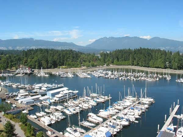 Main Photo: 501 1777 BAYSHORE Drive in Vancouver: Coal Harbour Condo for sale (Vancouver West)  : MLS(r) # R2152061