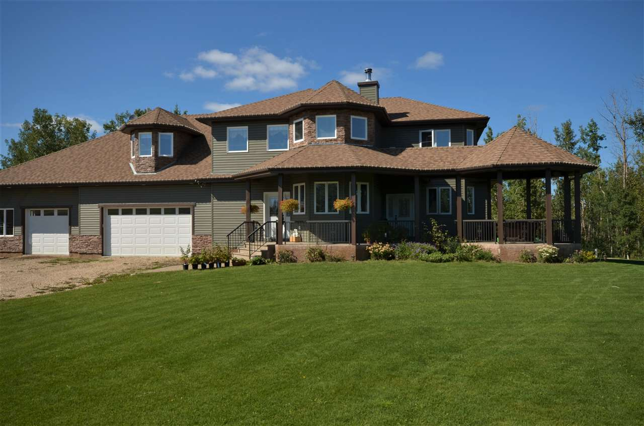 Main Photo: 46 53122 Rge Rd 14: Rural Parkland County House for sale : MLS(r) # E4057966