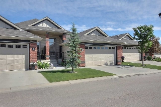 Main Photo: 43 841 156 Street in Edmonton: Zone 14 House Half Duplex for sale : MLS(r) # E4058272