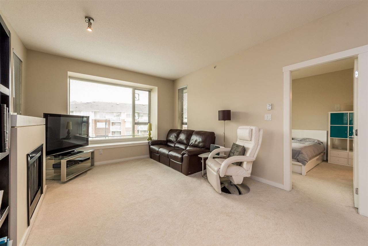 "Photo 3: 410 4728 DAWSON Street in Burnaby: Brentwood Park Condo for sale in ""MONTAGE"" (Burnaby North)  : MLS® # R2194962"
