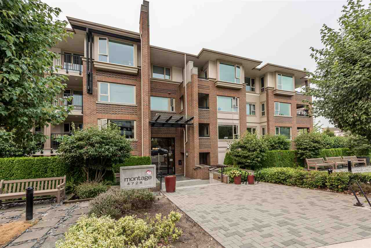 "Main Photo: 410 4728 DAWSON Street in Burnaby: Brentwood Park Condo for sale in ""MONTAGE"" (Burnaby North)  : MLS® # R2194962"