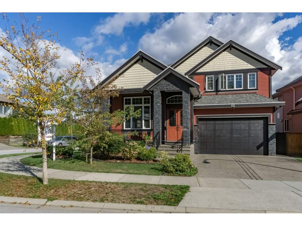 "Main Photo: 8144 145 Street in Surrey: Bear Creek Green Timbers House for sale in ""ENVER CREEK ESTATES"" : MLS® # R2208781"