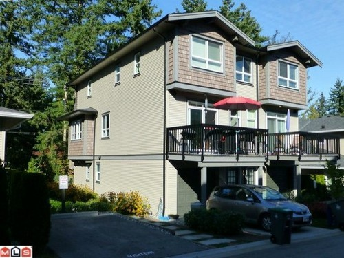 Main Photo: 158 2729 158TH Street in South Surrey White Rock: Home for sale : MLS®# F1224825