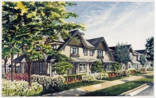 "Main Photo: 69 15968 82 Avenue in Surrey: Fleetwood Tynehead Townhouse for sale in ""Shelborne Lane"" : MLS® # R2221168"