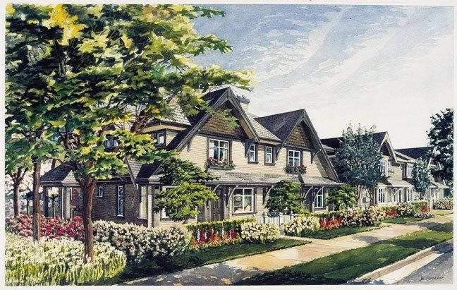 "Photo 1: Photos: 69 15968 82 Avenue in Surrey: Fleetwood Tynehead Townhouse for sale in ""Shelborne Lane"" : MLS® # R2221168"