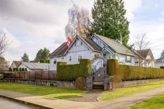 Main Photo: 831 SECOND Street in New Westminster: GlenBrooke North House for sale : MLS® # R2223709