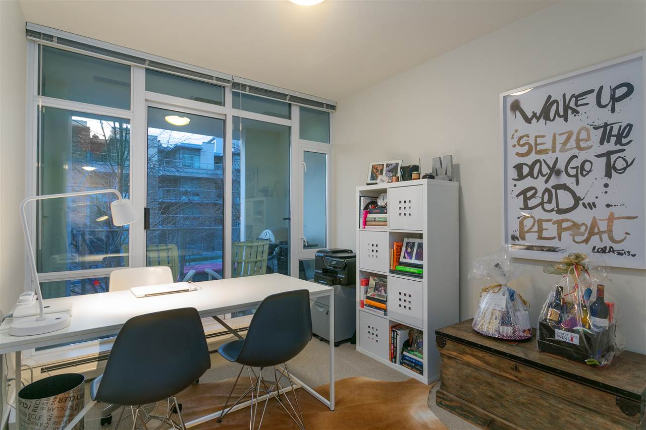 Photo 11: Photos: 103 1320 CHESTERFIELD Avenue in North Vancouver: Central Lonsdale Condo for sale : MLS® # R2235108