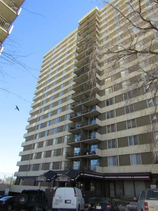 Main Photo: 902 9903 104 Street in Edmonton: Zone 12 Condo for sale : MLS® # E4095984