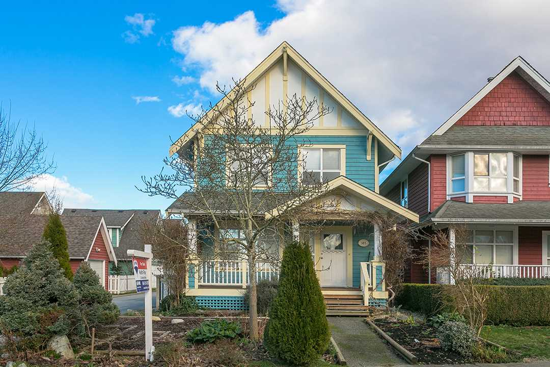 Main Photo: 185 PHILLIPS Street in New Westminster: Queensborough House for sale : MLS®# R2238947