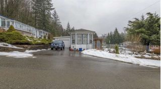 "Main Photo: 83 43201 LOUGHEED Highway in Mission: Lake Errock Manufactured Home for sale in ""Nicomen Village"" : MLS® # R2242741"