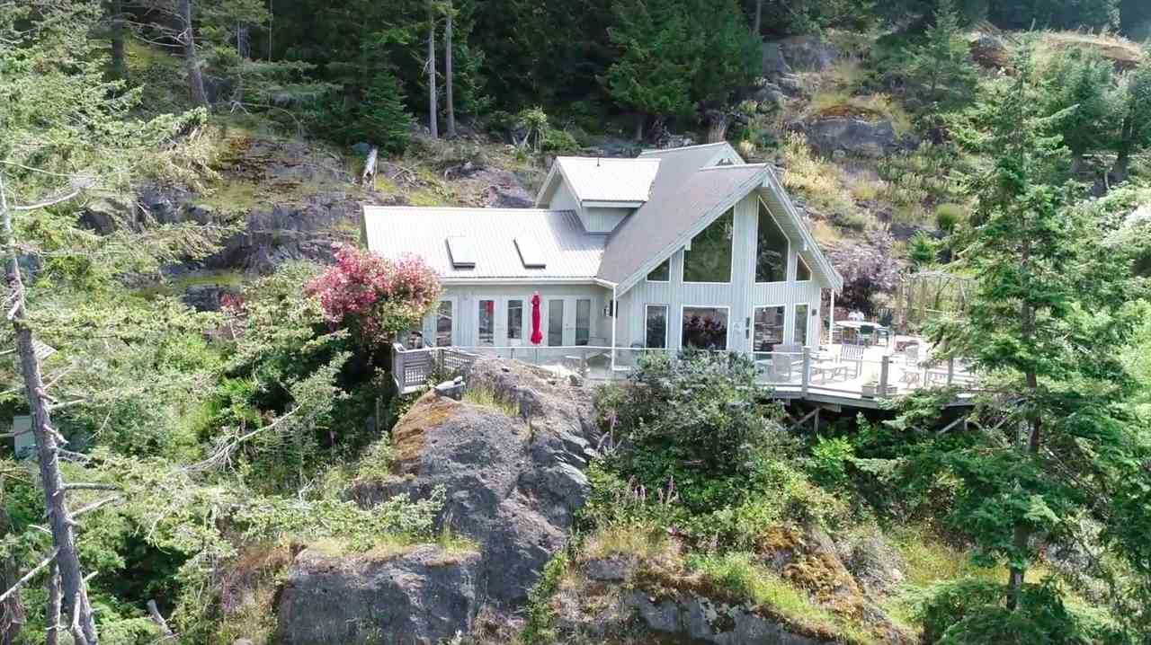 "Main Photo: LT 2 DL 2259 GAMBIER Island: Gambier Island House for sale in ""GAMBIER"" (Sunshine Coast)  : MLS®# R2247943"