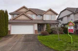 "Main Photo: 27937 BUFFER Crescent in Abbotsford: Aberdeen House for sale in ""West Abbostford Station"" : MLS®# R2253911"
