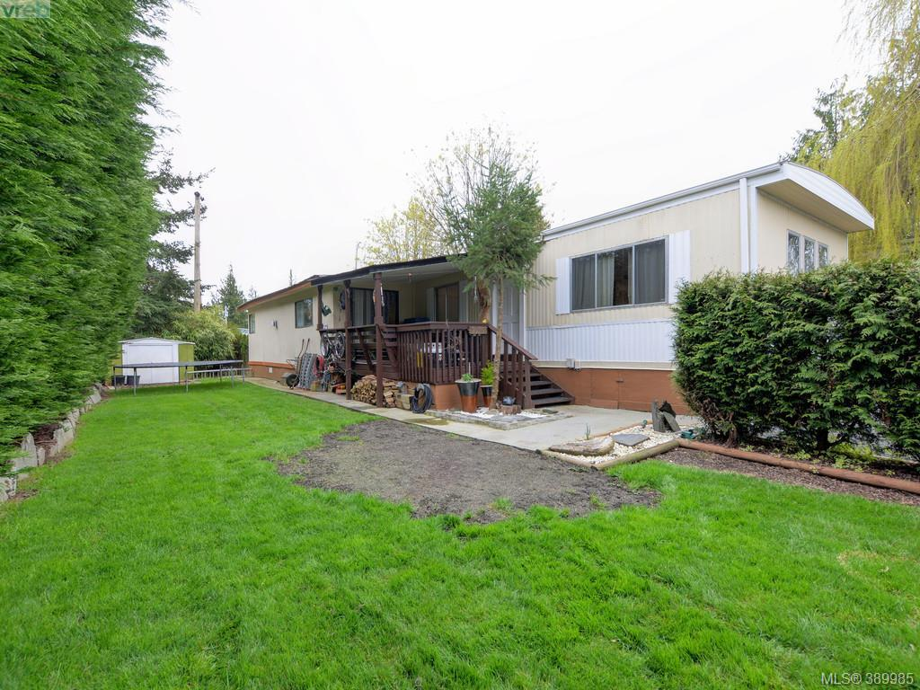 Main Photo: 31 2206 Church Road in SOOKE: Sk Broomhill Manu Single-Wide for sale (Sooke)  : MLS®# 389985