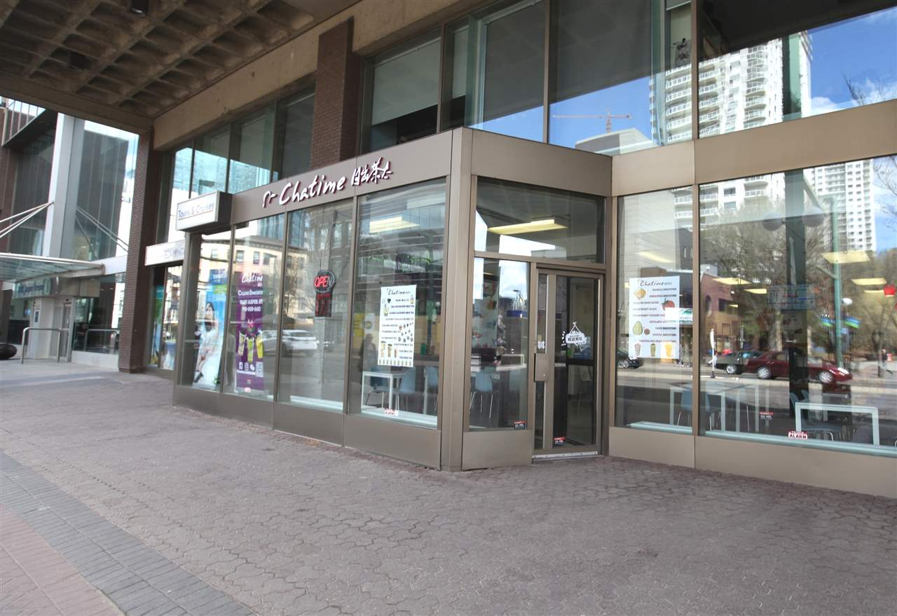 Main Photo: 10405 Jasper Avenue NW in Edmonton: Zone 12 Business for sale : MLS®# E4109142