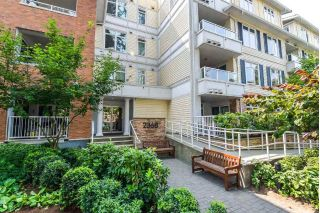 Main Photo: 311 2368 MARPOLE Avenue in Port Coquitlam: Central Pt Coquitlam Condo for sale : MLS®# R2295496