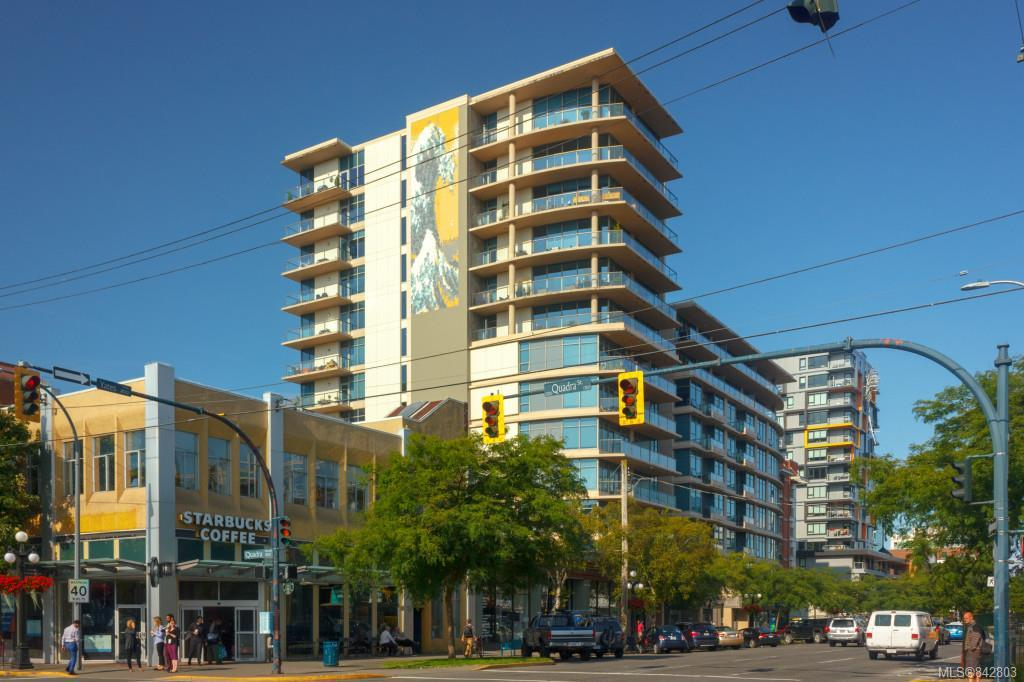FEATURED LISTING: 603 - 845 Yates St Victoria
