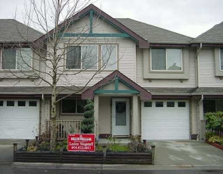 Main Photo: 17 11860 210TH ST in Maple Ridge: Southwest Maple Ridge Townhouse for sale : MLS®# V569180
